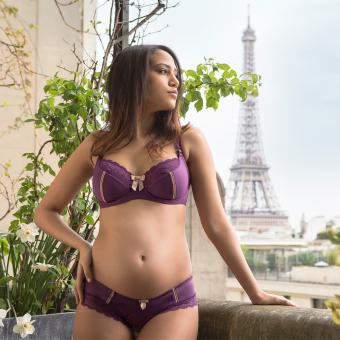 Shorty de grossesse Lisa Cache Coeur