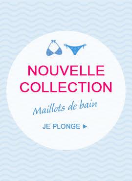 Découvrez la Nouvelle Collection de maillots de bain !