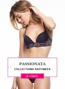 Passionata : collections ultra féminines