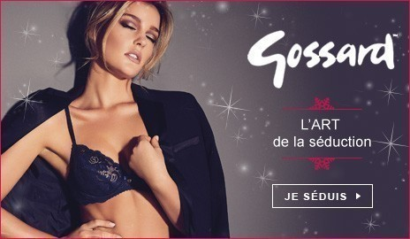 Gossard : Expert en séduction