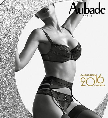 Calendrier Aubade 2016