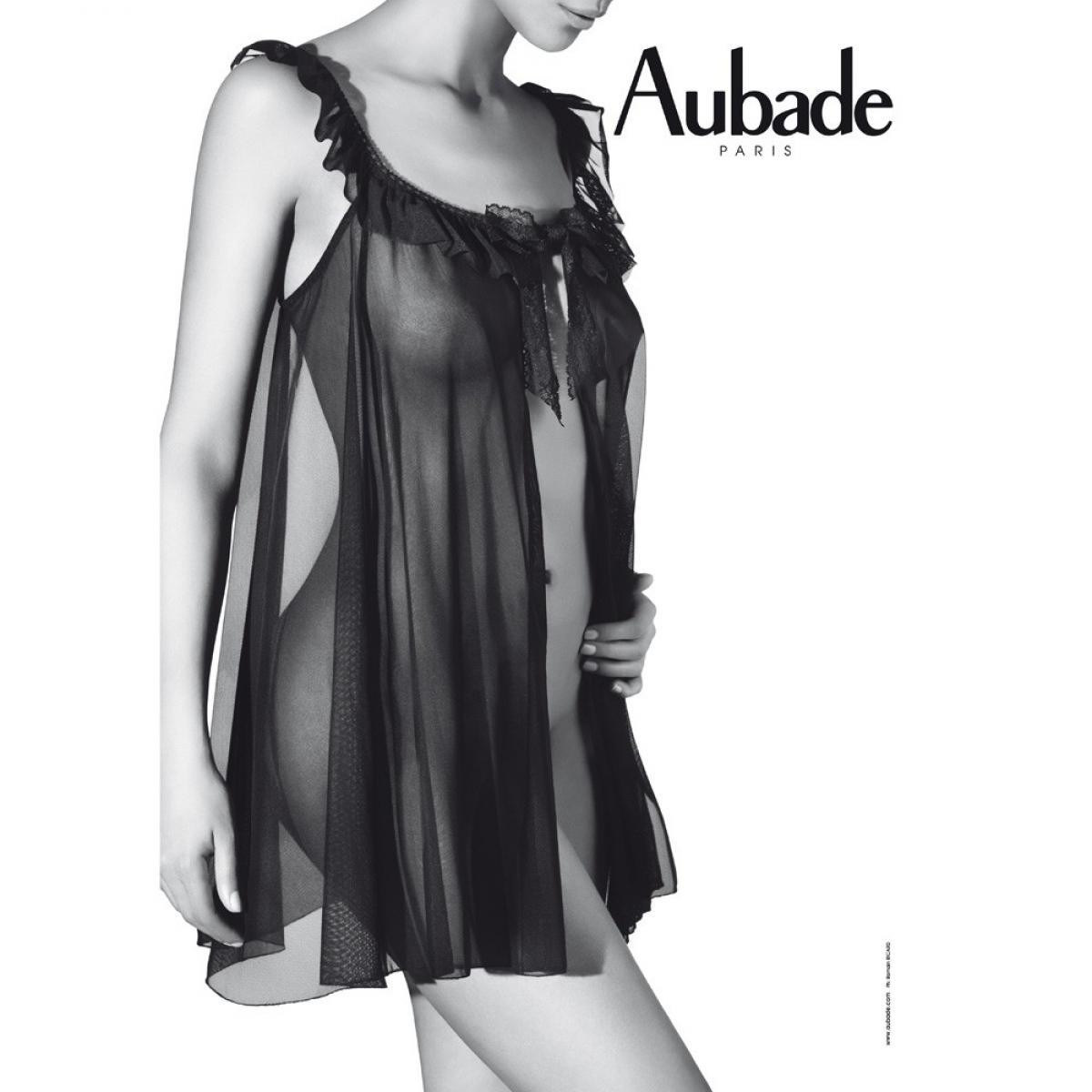 offre spéciale 2019 real prix spécial pour chemise de nuit aubade,Nuisette Idylle Parisienne par ...