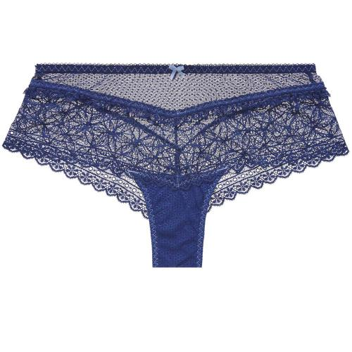 Shorty Saint-Tropez bleu