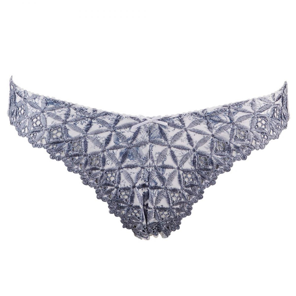 The Iconic Bahia by Aubade Paris French Lingerie Fall 2017