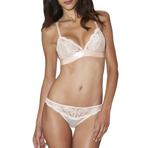 Soutien-Gorge Triangle Rose Oh Shelly Shelly