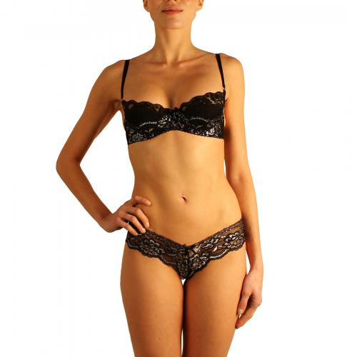 Soutien-gorge corbeille Deeper in hell Baci