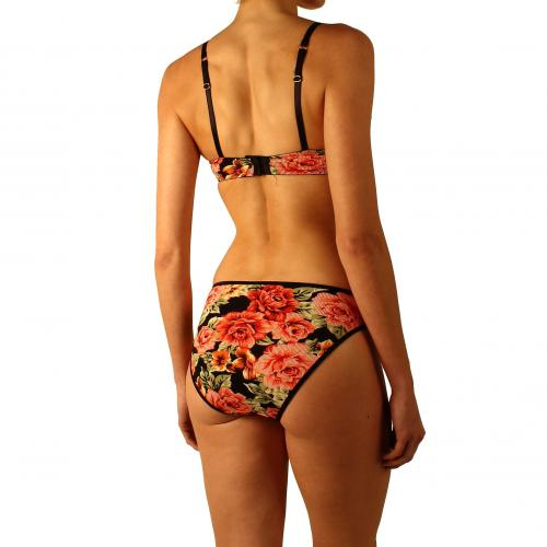 Soutien-Gorge Push-Up Multicolore Dolce vita