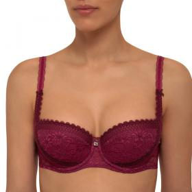 Soutien-Gorge Push-Up Rose Barbara - Push-up - Lingerie Barbara