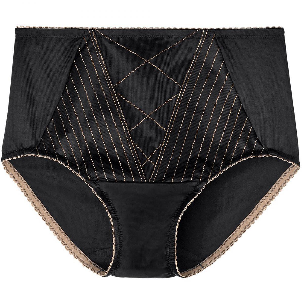 culotte ventre plat marilyn noir par bestform. Black Bedroom Furniture Sets. Home Design Ideas