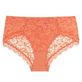 Shorty orange - Lingerie grande taille Bestform