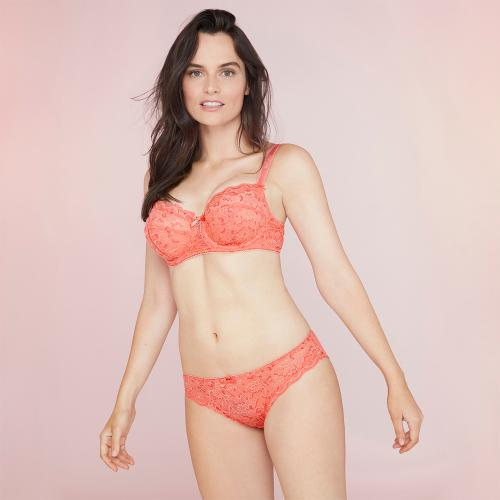 Bestform Soutien-gorge emboitant armatures orange