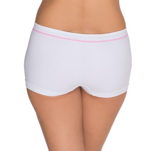 Lot de 2 Shortys Blanc-Rose Billet Doux