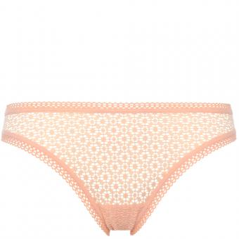 Billet Doux Slip taille medium rose