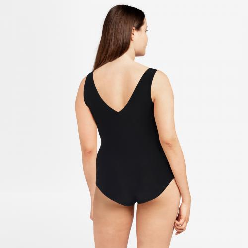 Body paddé stretch noir SOFT STRETCH