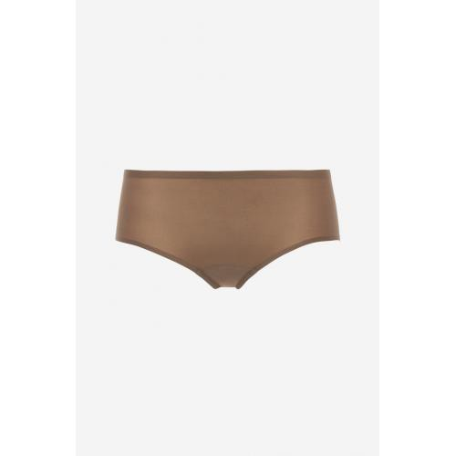 Shorty stretch marron