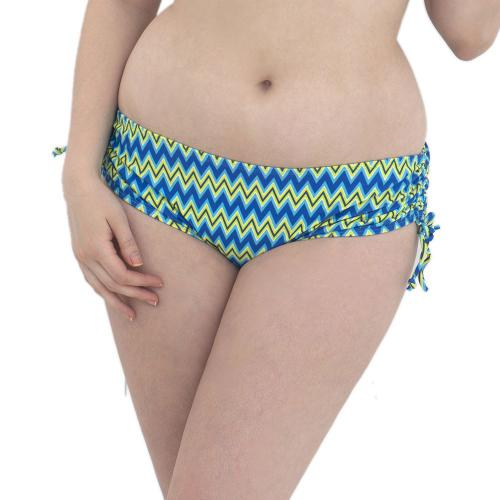 Culotte Ajustable Multicolore Curvy Kate Maillot