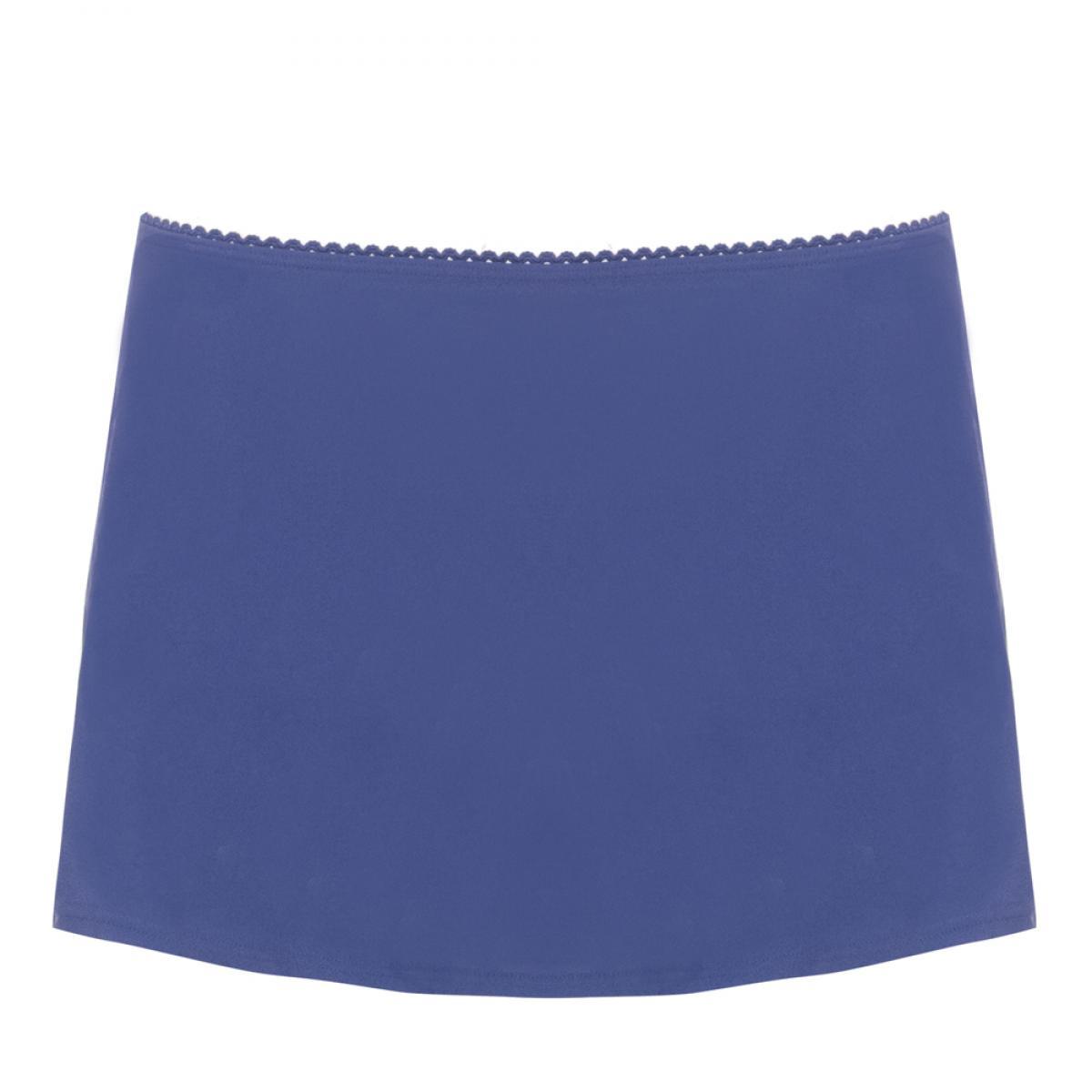 Jupette de bain bleue curvy kate maillot lemon curve for Bain s curve