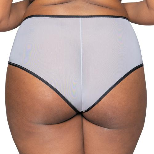 Shorty gris Victory X Curvy Kate
