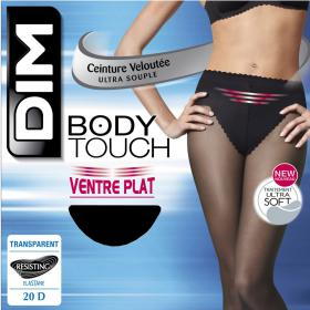 Body Touch ventre plat 20D - Sélection de bas, collants et socquettes