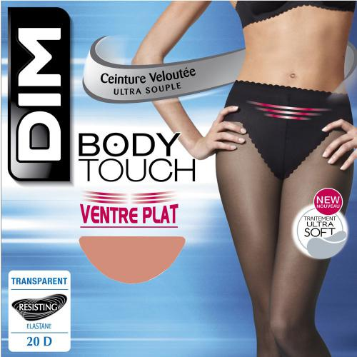 Body Touch Ventre Plat 20D Chair Dim Chaussant