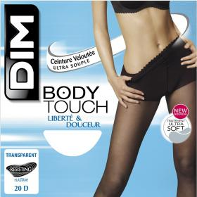 Body Touch Voile 20D - Collants Dim