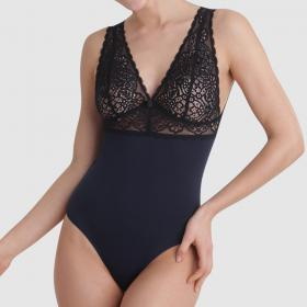 Body noir Dim - Body - Lingerie DIM