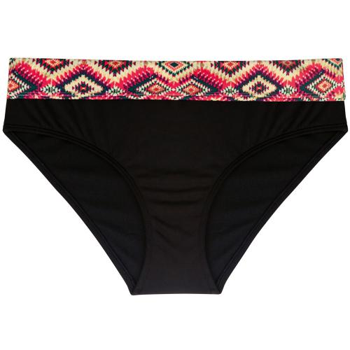 Shorty de bain multicolore