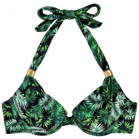 design de qualité 09c52 45c00 Soutien-gorge push-up vert