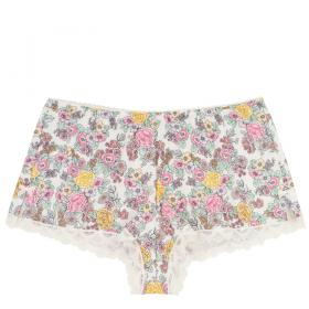 Short rose Dorina - Bas et Shorty - Lingerie Dorina