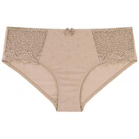 Shorty beige Dorina - Shorty et boxers - Lingerie Dorina