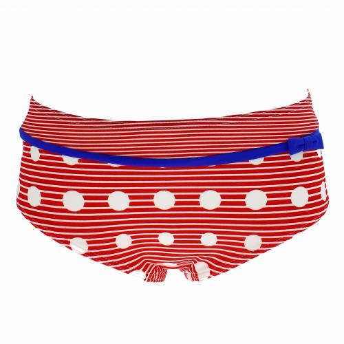 Freya Maillots Shorty Rouge-Multicolore