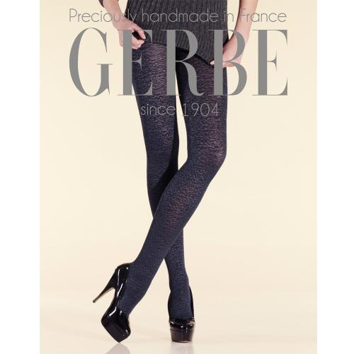 Collant 122D Noir-Gris