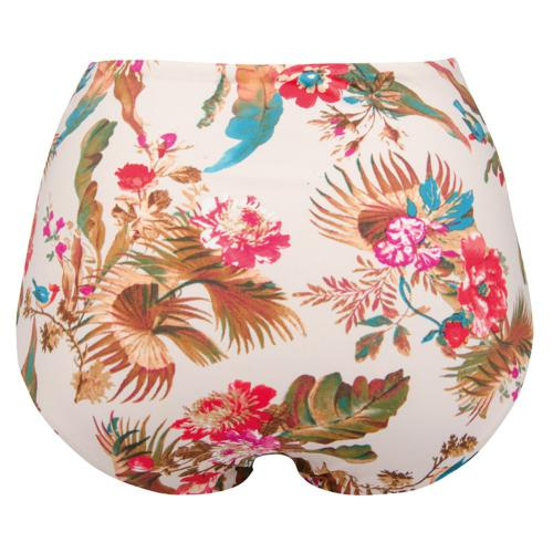Culotte Taille Haute Multicolore Bird of Paradise