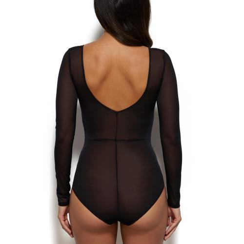 Body noir Glossies Lace