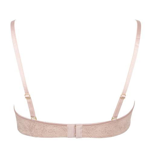 Soutien-Gorge Moulé Rose Glossies Animal
