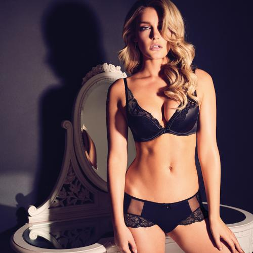 Soutien-gorge push-up Venus Black Gossard
