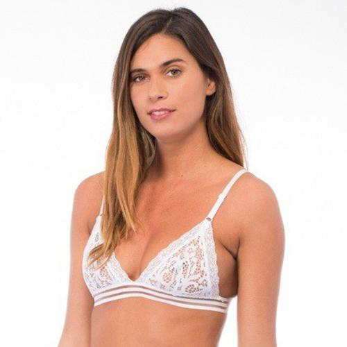 Iconic Soutien-gorge triangle blanc