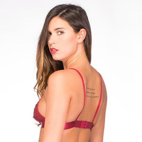 Iconic Soutien-gorge triangle