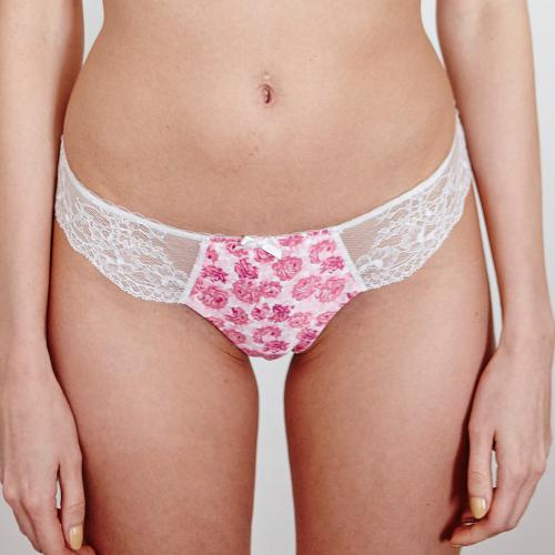 Tanga Rose-Multicolore