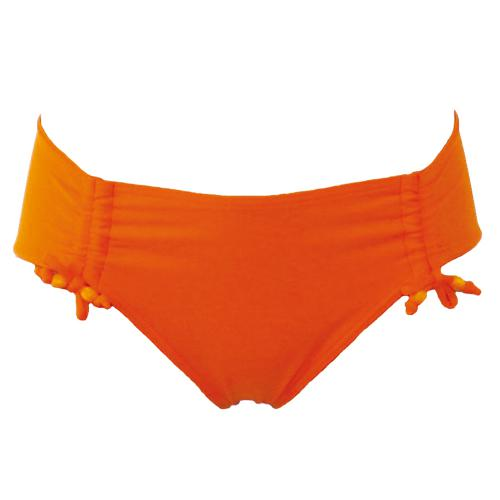 Boxer Réglable Orange Janine Robin