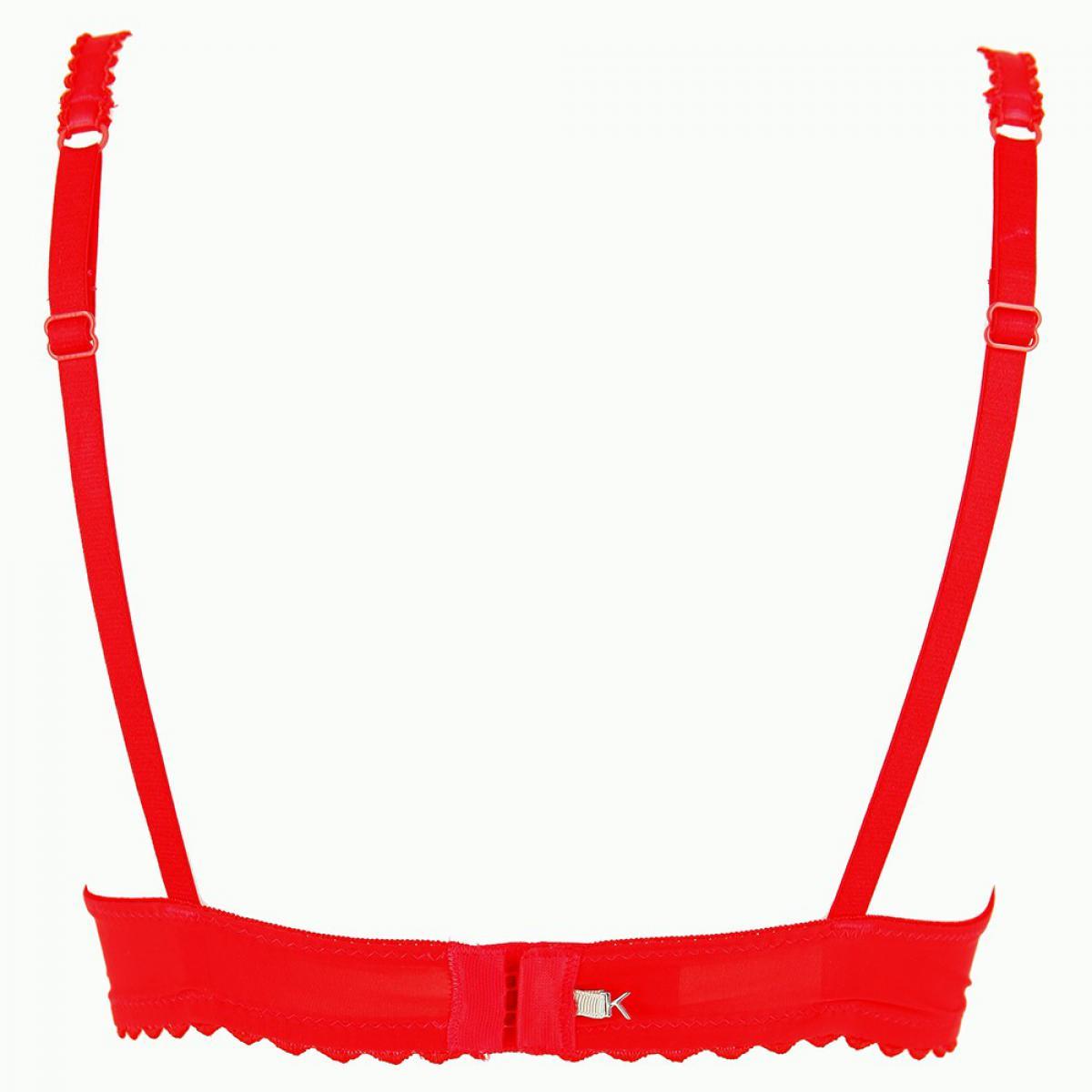 Soutien-Gorge Armatures Rouge · Kookaï Lingerie Soutien-gorge armatures 86dc0a1b42d5
