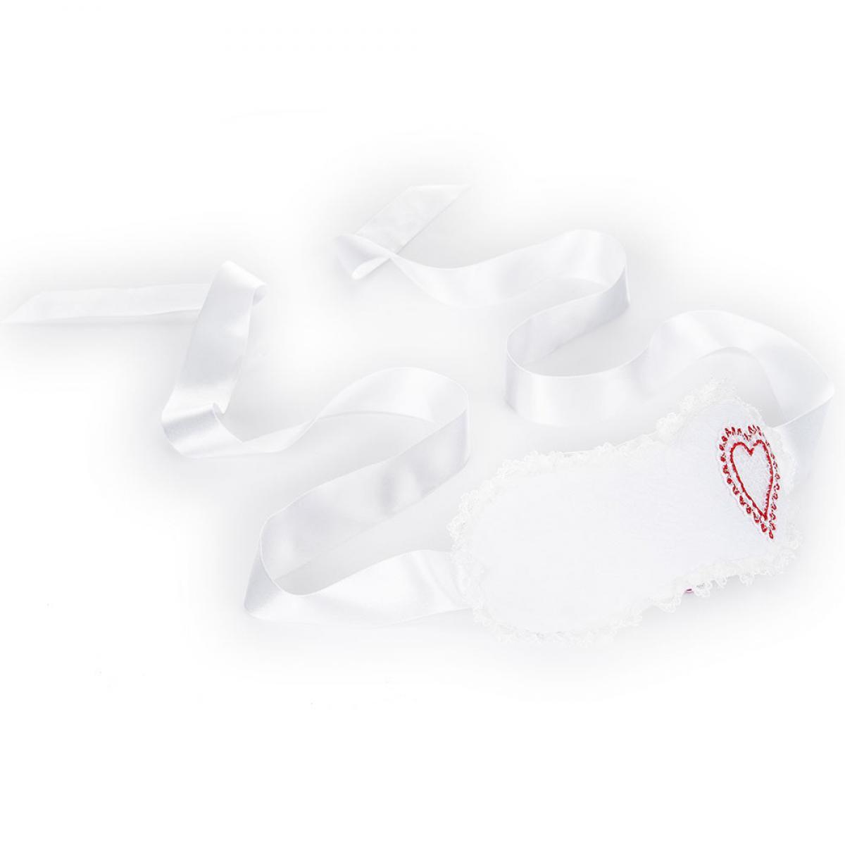 Promo : Masque Pour Les Yeux Blanc