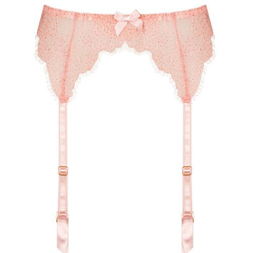 Porte-Jarretelles Rose L Agent by Agent Provocateur