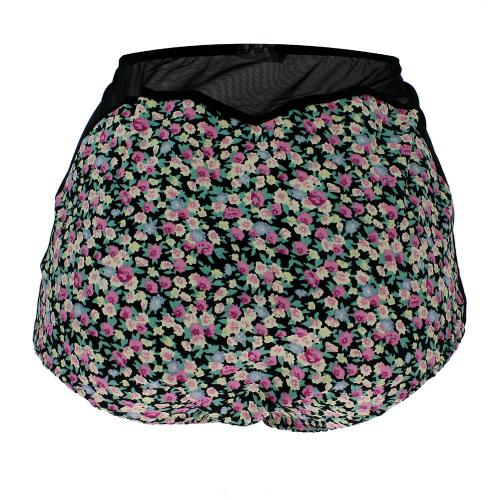 Culotte Taille Haute Multicolore LC by Lemon Curve