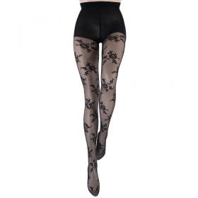 Collant Ariana 20D Noir Le Bourget - Collants - Collants Le Bourget