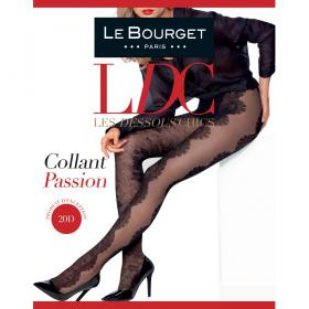 Collant Passion 20D Noir Le Bourget - Collants - Collants Le Bourget