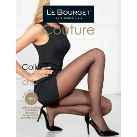 Collant Perfect Chic 20D Noir Le Bourget - Collants - Sélection de bas, collants et socquettes