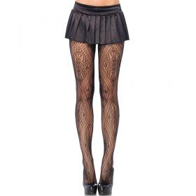 Collant fleuri - Sélection de bas, collants et socquettes