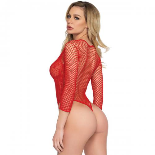 Leg Avenue Body string manches longues