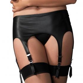 Porte-jarretelles six attaches - Lingerie Leg Avenue